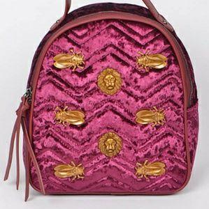 Handbags - Insect Beetles backpack
